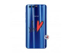 Coque Huawei Honor 9 I Love You