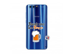 Coque Huawei Honor 9 Jamais Sans Ma Rousse