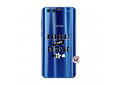 Coque Huawei Honor 9 Je Dribble Comme Cristiano