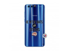 Coque Huawei Honor 9 Je M En Bas Les Steaks
