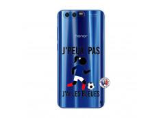 Coque Huawei Honor 9 Je Peux Pas J Ai Les Bleues
