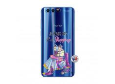 Coque Huawei Honor 9 Je Peux Pas J Ai Shopping