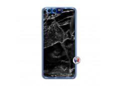Coque Huawei Honor 9 Black Marble Translu