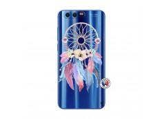 Coque Huawei Honor 9 Multicolor Watercolor Floral Dreamcatcher