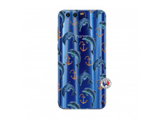 Coque Huawei Honor 9 Dauphins