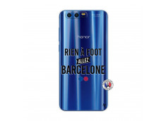 Coque Huawei Honor 9 Rien A Foot Allez Barcelone