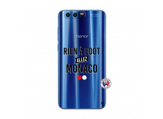 Coque Huawei Honor 9 Rien A Foot Allez Monaco
