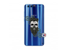 Coque Huawei Honor 9 Skull Hipster