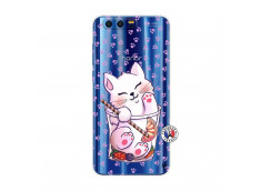 Coque Huawei Honor 9 Smoothie Cat