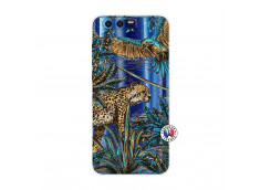 Coque Huawei Honor 9 Leopard Jungle