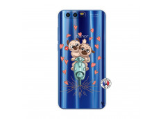 Coque Huawei Honor 9 Puppies Love