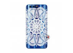 Coque Huawei Honor 9 White Mandala
