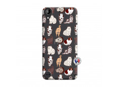 Coque HTC Desire 530 Cat Pattern