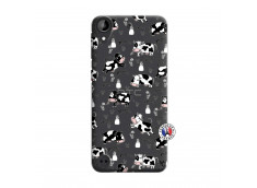 Coque HTC Desire 530 Cow Pattern