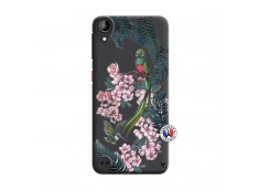 Coque HTC Desire 530 Flower Birds