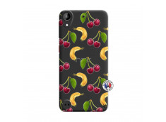 Coque HTC Desire 530 Hey Cherry, j'ai la Banane