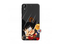 Coque HTC Desire 530 Goku Impact