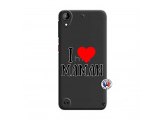 Coque HTC Desire 530 I Love Maman