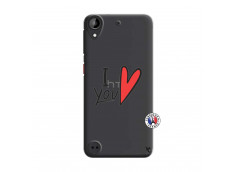 Coque HTC Desire 530 I Love You