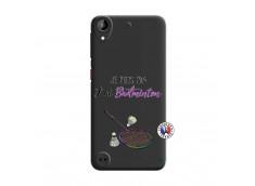 Coque HTC Desire 530 Je Peux Pas J Ai Badminton