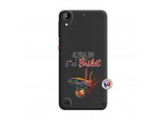 Coque HTC Desire 530 Je Peux Pas J Ai Basket