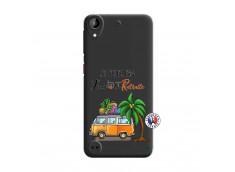 Coque HTC Desire 530 Je Peux Pas Je Suis A La Retraite