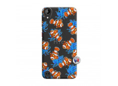 Coque HTC Desire 530 Poisson Clown