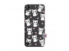Coque HTC Desire 530 Petits Chats