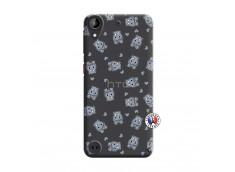 Coque HTC Desire 530 Petits Hippos