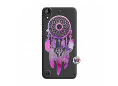 Coque HTC Desire 530 Purple Dreamcatcher