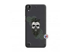 Coque HTC Desire 530 Skull Hipster