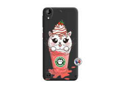 Coque HTC Desire 530 Catpucino Ice Cream