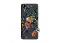 Coque HTC Desire 530 Leopard Tree