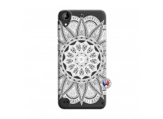 Coque HTC Desire 530 White Mandala