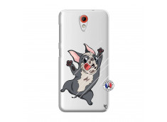 Coque HTC Desire 620 Dog Impact