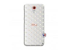 Coque HTC Desire 620 Little Hearts