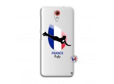 Coque HTC Desire 620 Coupe du Monde de Rugby-France