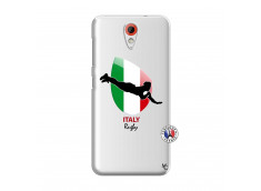 Coque HTC Desire 620 Coupe du Monde Rugby-Italy