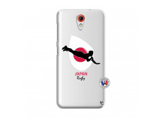 Coque HTC Desire 620 Coupe du Monde Rugby-Japan
