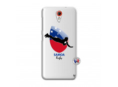 Coque HTC Desire 620 Coupe du Monde Rugby-Samoa