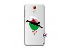 Coque HTC Desire 620 Coupe du Monde Rugby-Walles