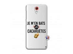 Coque HTC Desire 620 Je M En Bas Les Cacahuetes