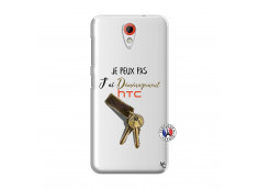 Coque HTC Desire 620 Je peux pas j'ai déménagement