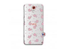 Coque HTC Desire 620 Petits Moutons