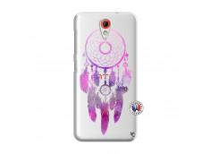 Coque HTC Desire 620 Purple Dreamcatcher