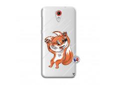 Coque HTC Desire 620 Fox Impact