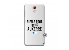 Coque HTC Desire 620 Rien A Foot Allez Auxerre