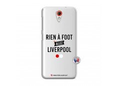 Coque HTC Desire 620 Rien A Foot Allez Liverpool