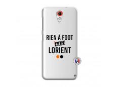 Coque HTC Desire 620 Rien A Foot Allez Lorient