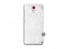 Coque HTC Desire 620 White Mandala